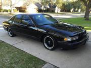 1996 Chevrolet Chevrolet Impala SS Sedan 4-Door