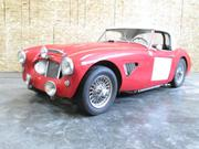 1962 Austin Austin Healey 3000 2 door roadster 4 seat with fac